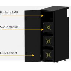 SolarMD MSS x4 Cabinet