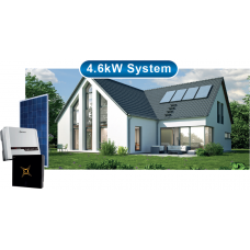 4.6kW Inverter Package (Small Solar&Battery)