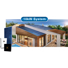 10kW Inverter Package (Small Solar&Battery)