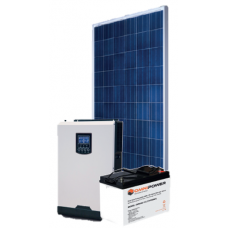 3kW Inverter Solar+Battery Kit